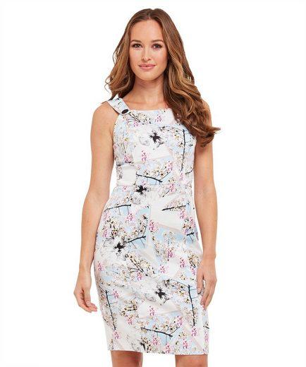 Joe Browns Etuikleid Joe Browns Womens Sleeveless Bodycon Dress in Floral Print
