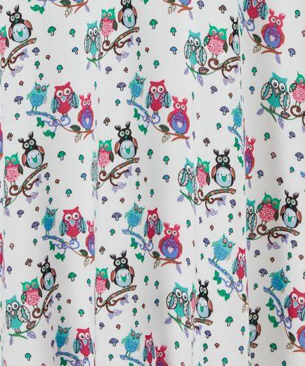 Joe Browns Skaterkleid Joe Browns Womens Short Sleeve Skater Dress with Owl Print