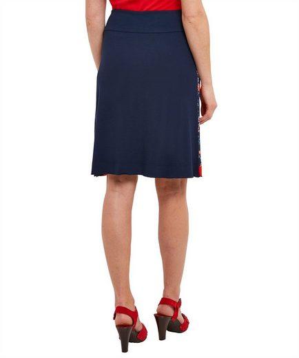 Joe Browns A-Linien-Rock Joe Browns Womens Mix And Match Patterns Mid Length Skirt