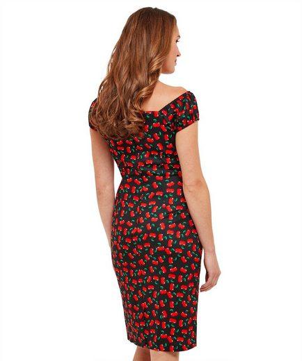 Joe Browns Etuikleid Joe Browns Womens Cap Sleeve Shift Dress with Sweetheart Neckline