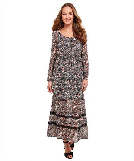 Joe Browns Shirtkleid Joe Browns Womens Long Festival Maxi Dress in Sheer Fabric with Cami Inner