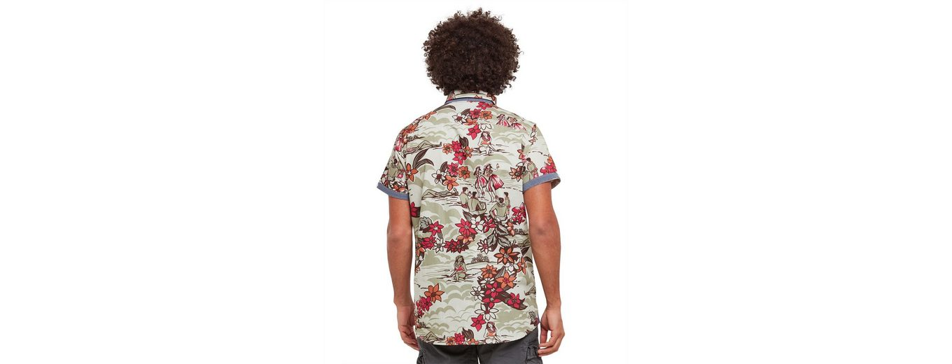 with Hawaiian Sleeve Short Browns Casual Print Joe Mens Browns Joe Shirt Kurzarmhemd vzwzY7