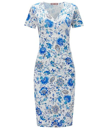 Joe Browns Wickelkleid Joe Browns Womens Short Sleeve Wrap Dress in Floral Print
