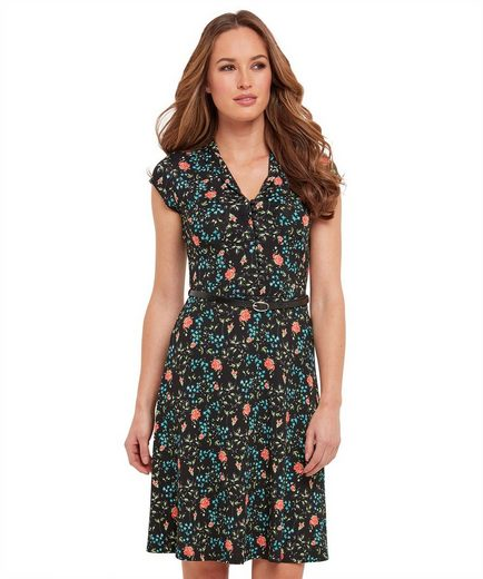 Joe Browns Skaterkleid Joe Browns Womens Cap Sleeve Jersey Vintage Dress