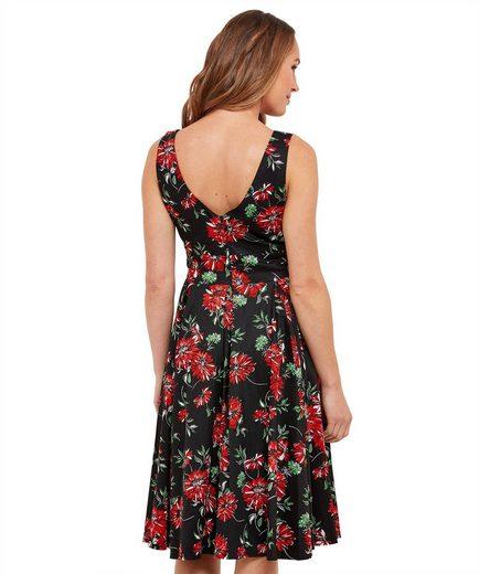 Joe Browns Skaterkleid Joe Browns Womens Sleeveless Floral Tea Dress