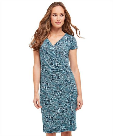 Joe Browns Wickelkleid Joe Browns Womens Short Sleeve Marvellous Mosaic Jersey Wrap Dress
