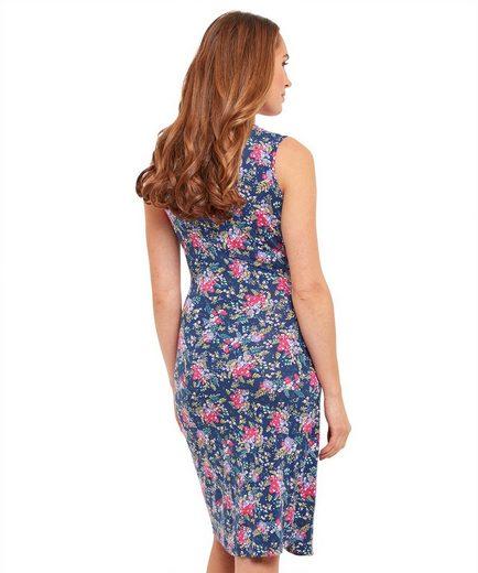 Joe Browns Etuikleid Joe Browns Womens Sleeveless Jersey Wrap Dress in All Over Floral Print