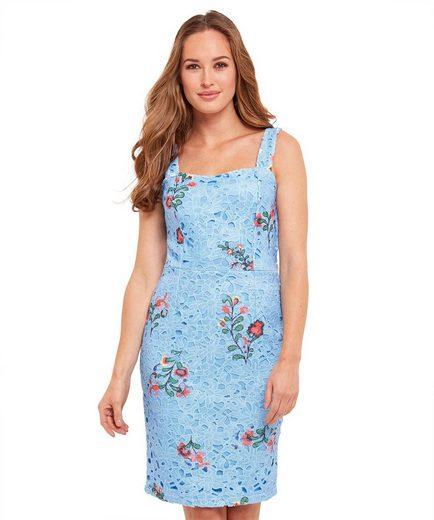 Joe Browns Etuikleid Joe Browns Womens Sleeveless Jersey Dress in Floral Print