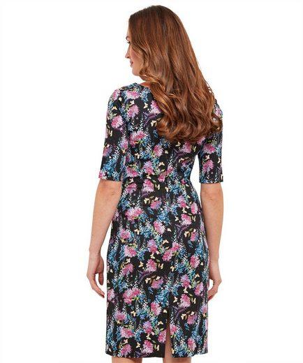 Joe Browns Etuikleid Joe Browns Womens Short Sleeve Floral Bodycon Dress