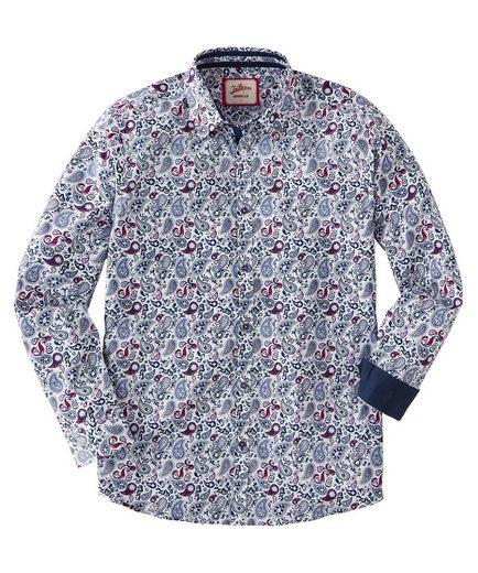 Joe Browns Langarmhemd Joe Browns Mens Long Sleeve Paisley Shirt