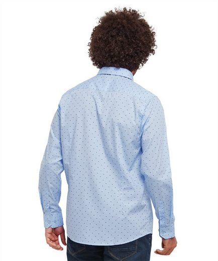 Joe Browns Langarmhemd Joe Browns Mens Long Sleeve Double Collar Shirt