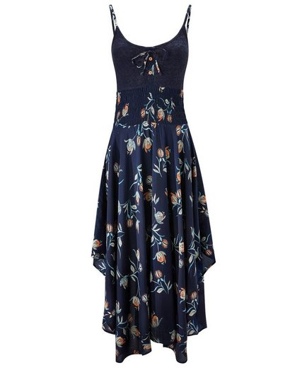 Joe Browns Skaterkleid Joe Browns Womens Strappy Sun Dress in Floral Print