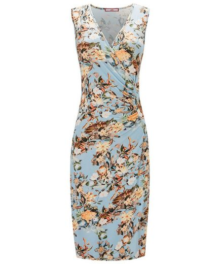 Joe Browns Wickelkleid Joe Browns Womens Sleeveless Jersey Wrap Dress in Floral Print
