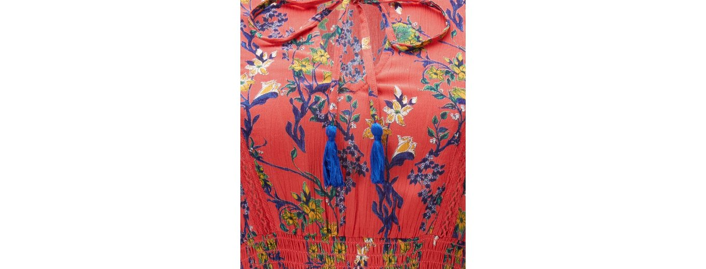 Floral Joe Long Joe Browns R眉schenbluse Womens Blouse Sleeve Browns Hqvz0