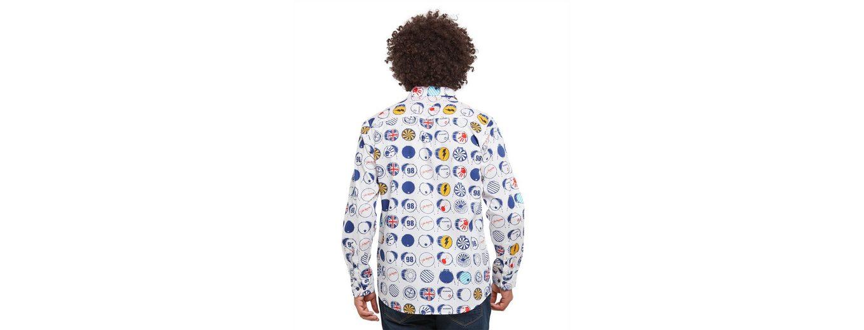 Spielraum Store Günstiger Preis Freies Verschiffen Zahlen Mit Paypal Joe Browns Langarmhemd Joe Browns Mens Long Sleeve Shirt with Drum Print YW173lRXQ
