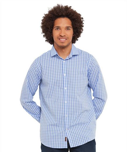 Joe Browns Karohemd Joe Browns Mens Long Sleeve Gingham Shirt