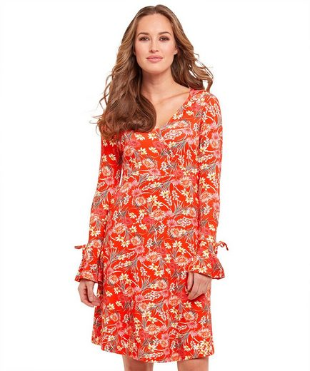Joe Browns Skaterkleid Joe Browns Womens Long Sleeve Jersey Wrap Dress