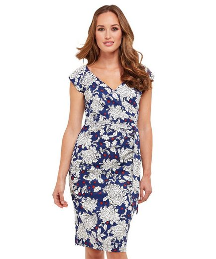 Joe Browns Etuikleid Joe Browns Womens Sleeveless Bodycon Dress in All Over Floral Print