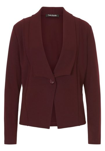 Betty Barclay Shirtjacke im Blazer Stil