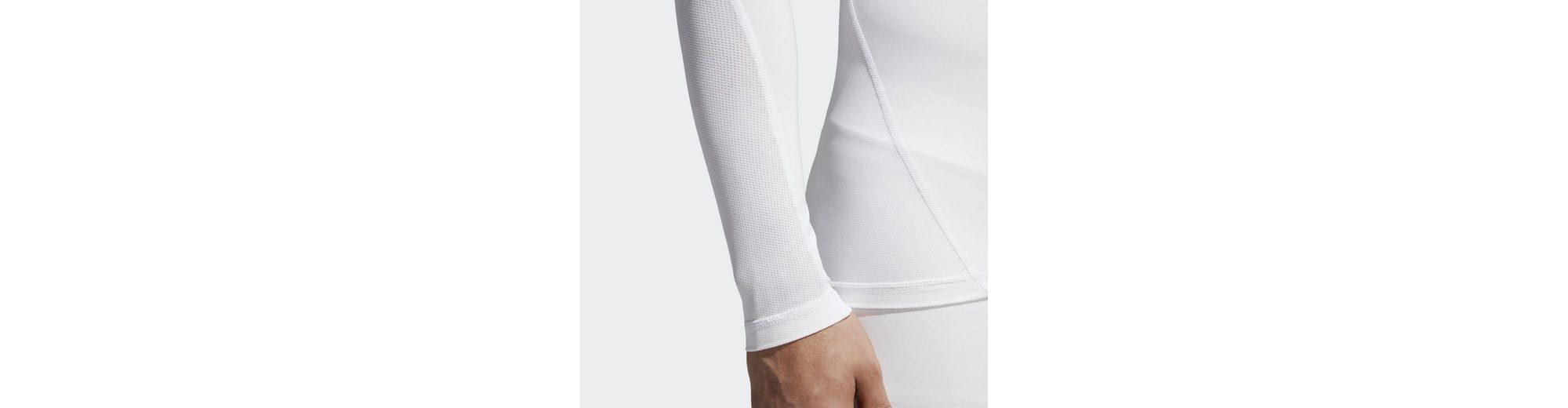 adidas Performance Langarmshirt Alphaskin Sport Online-Shop Fälschen Zum Verkauf Cxl6BZf