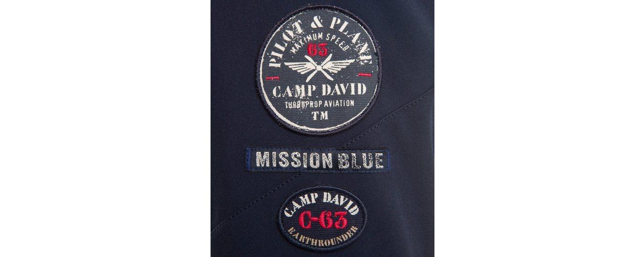 CAMP DAVID Softshelljacke Freies Verschiffen Wählen Eine Beste Spielraum Erhalten Zu Kaufen balOr