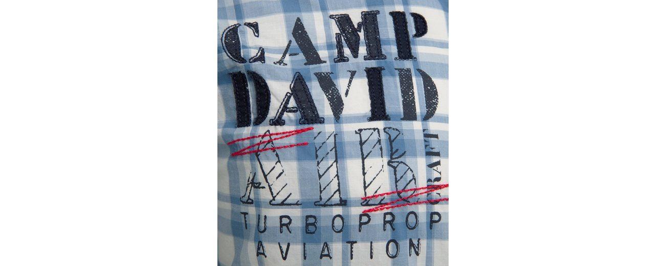 CAMP DAVID Karohemd Zuverlässig Günstig Online xdbJLbvX