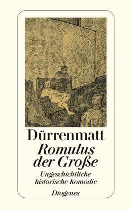 Broschiertes Buch »Romulus der Grosse«