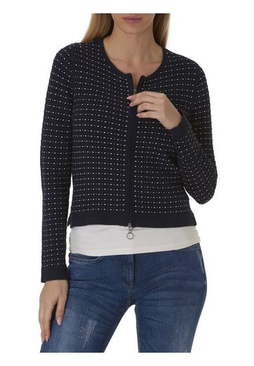 Betty Barclay Cardigan Avec Structure