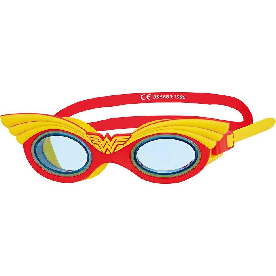 Zoggs Schwimmbrille Wonderwoman Character, rot-gelb online online online kaufen 0abaf2