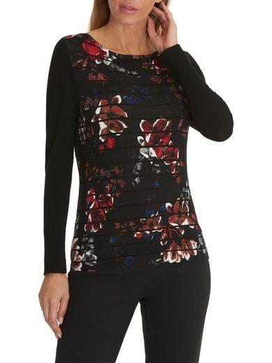 Betty Barclay Shirt mit floralem Design