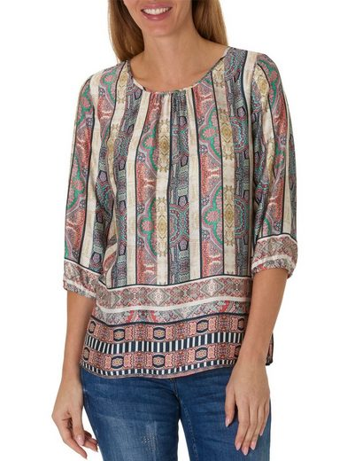 Betty Barclay Bluse mit Allover-Muster