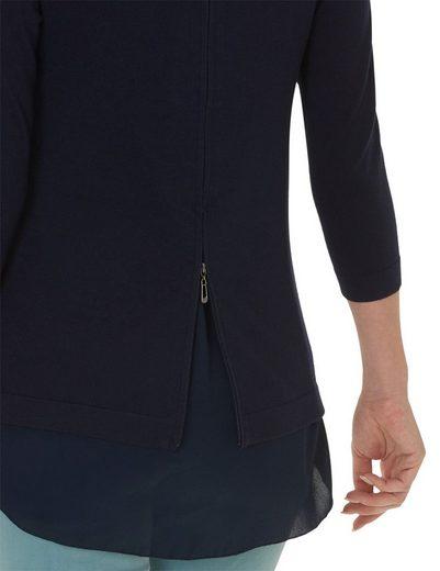 Betty Barclay Basic Shirt mit 3/4 Armlänge