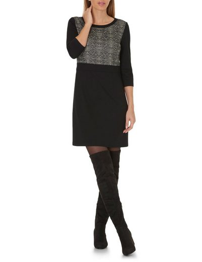 Betty Barclay Kleid mit 3/4 Arm