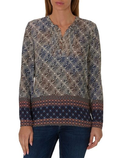 Betty Barclay Bluse mit Mehrfachmuster