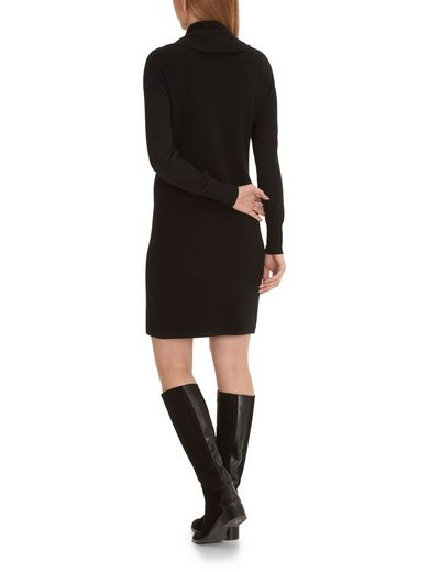 Betty Barclay Turtleneck Dress With Long Sleeves