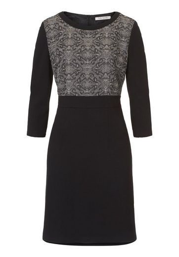 Betty Barclay Dress With 3/4 Arm