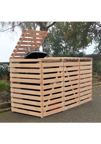 PROMADINO Dėžė šiukšlių konteineriams »Vario V« ...