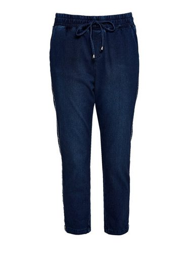 Pantalon De Jogging S.oliver Red Label En Jeans-optik