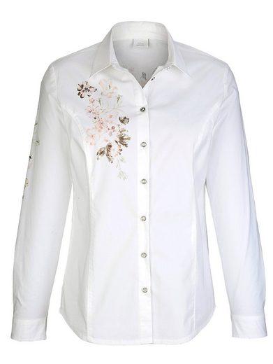 Alba Moda Blouse Avec Imprimé Floral Exclusif
