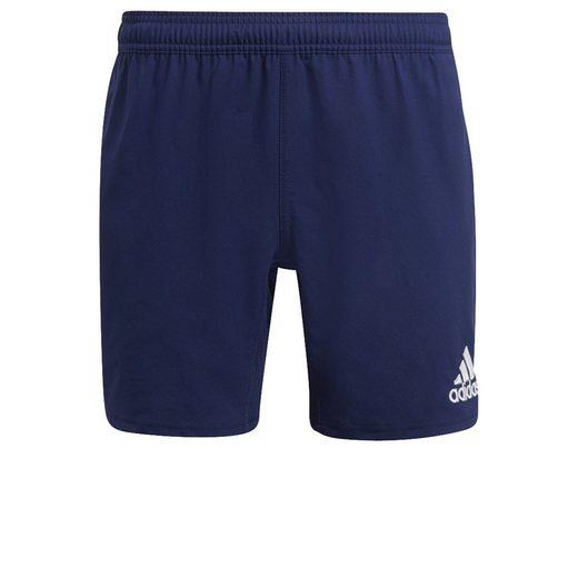 adidas Performance Shorts Classic 3-Streifen Rugbyshorts