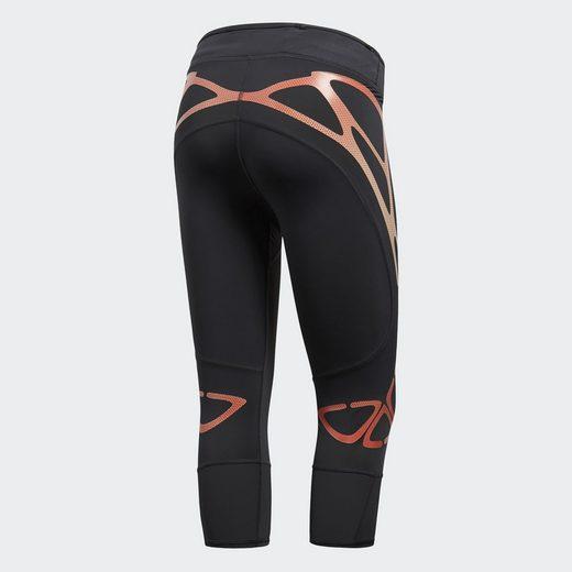 adidas Performance Leggings Adizero Sprintweb 3/4-Tight