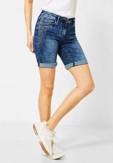 Cecil Loose-fit-Jeans mit Taschendeko