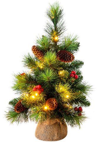 näve Näve LED-Leuchtzweig »LED-Weihnachtsba...