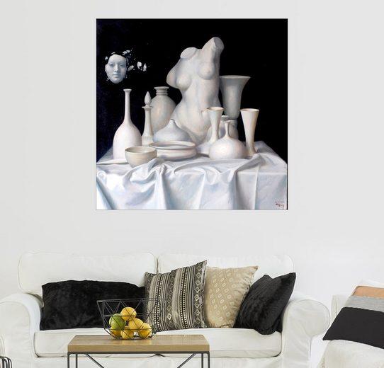 Posterlounge Wandbild - Alex Alemany »Apologie del Blanco«