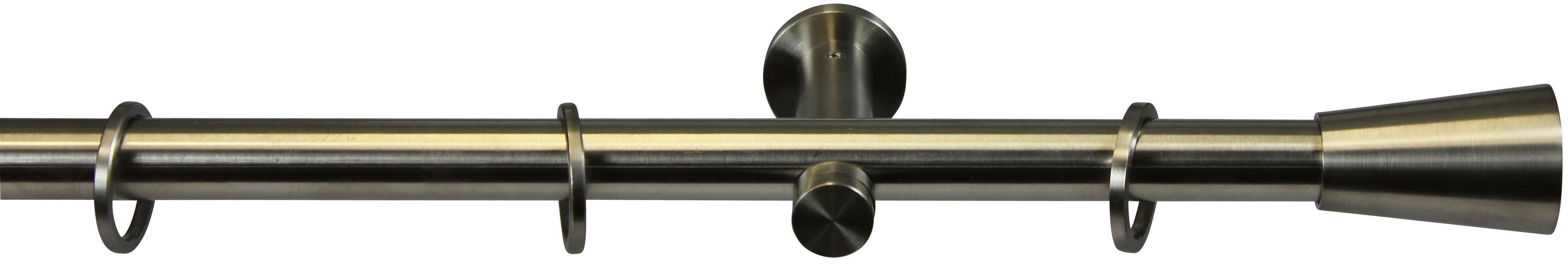 Gardinenstange, Garesa, »Sabin«, Ø 16mm, 1-läufig nach Maß