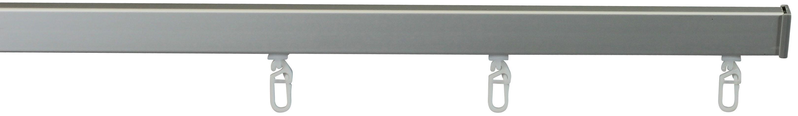 Gardinenschiene, Garesa, »Schleuder- und Bilderschiene, 4 mm Lauf«, Schienensystem nach Maß   Heimtextilien > Gardinen und Vorhänge > Gardinenstangen   Metall   GARESA