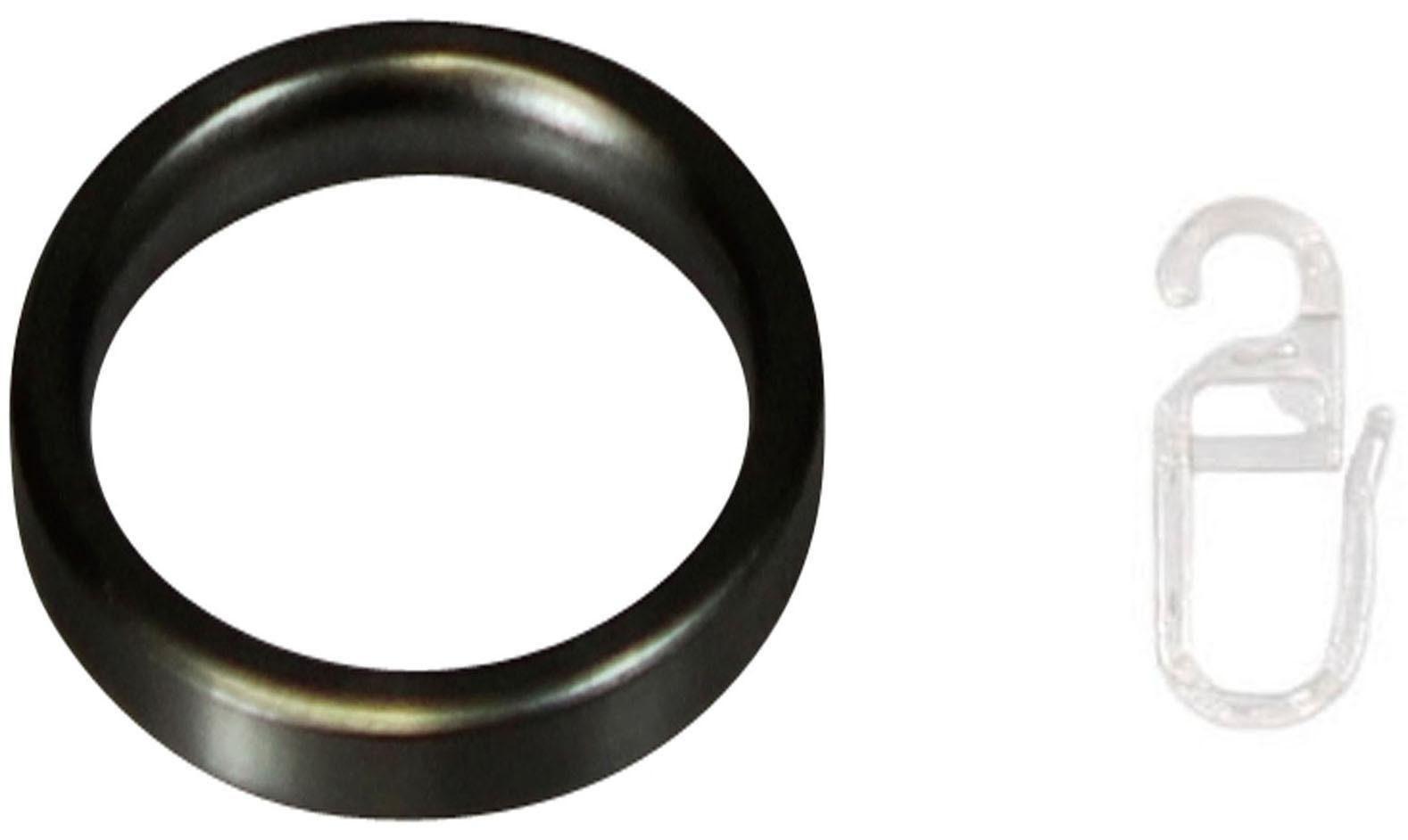 Gardinenring, Garesa, »Flachringe«, Ø 32 mm (10 Stück)