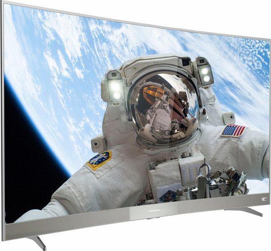 Thomson 55UC6596 Curved-LED-Fernseher (139 cm/55 Zoll, 4K Ultra HD, Smart-TV)