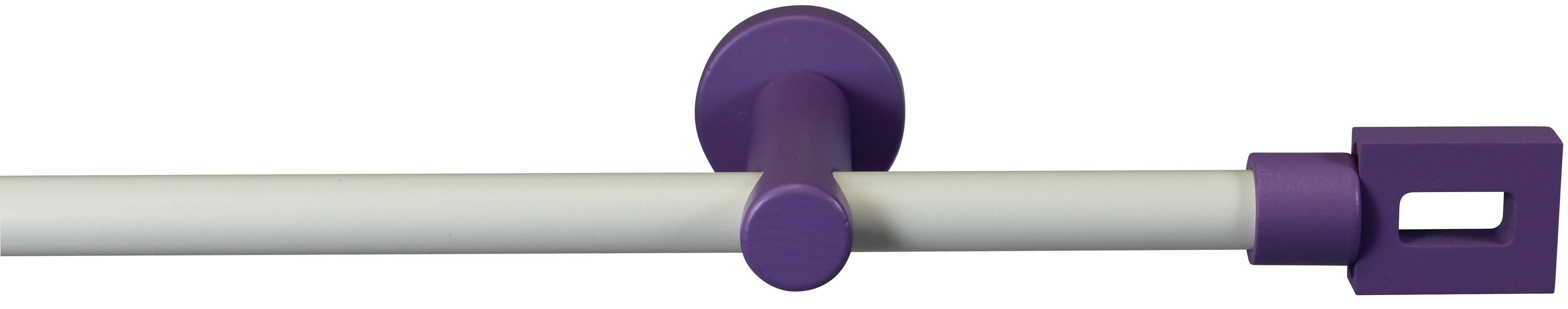 Gardinenstange, Garesa, »Capaus«, Ø 20mmm, 1- oder 2-läufig nach Maß | Heimtextilien > Gardinen und Vorhänge > Gardinenstangen | Metall | GARESA