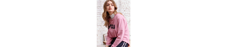 talk about Sweater, mit Wording auf der Vorderseite